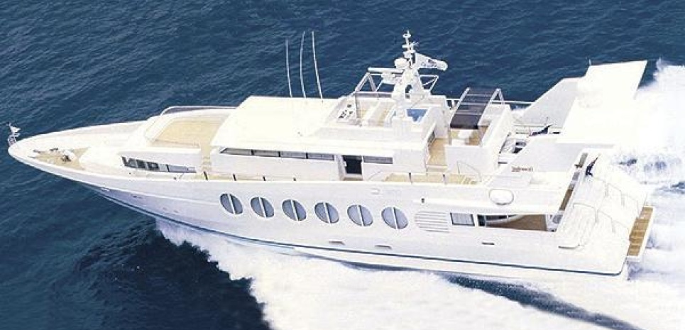 Lady Arraya NOT FOR CHARTER