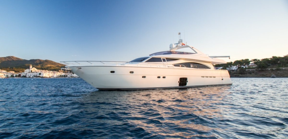Monticello II | Yacht Charter