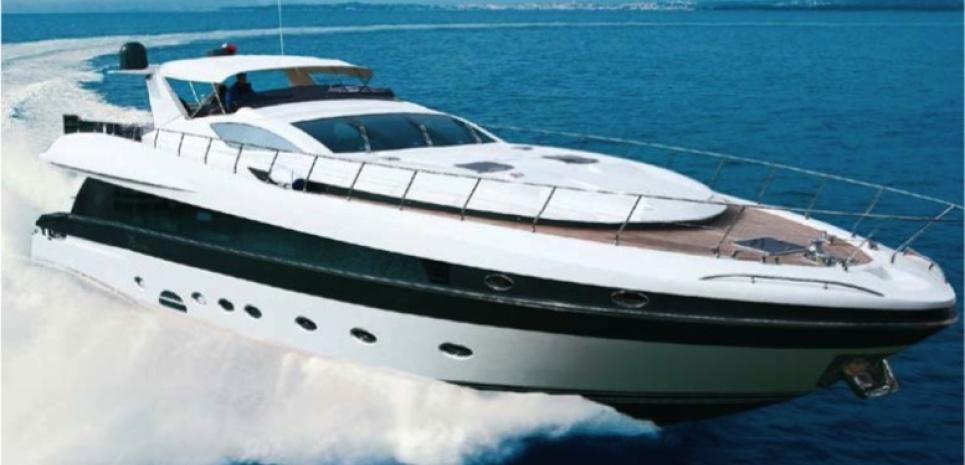 Solange Yacht Charter