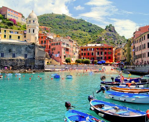 Photo of Italian Riviera