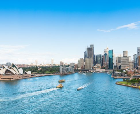 Photo of Australia
