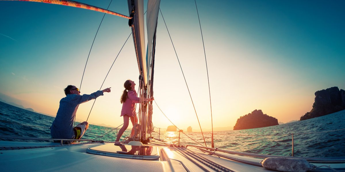 Your Guide to Sailing Terminology