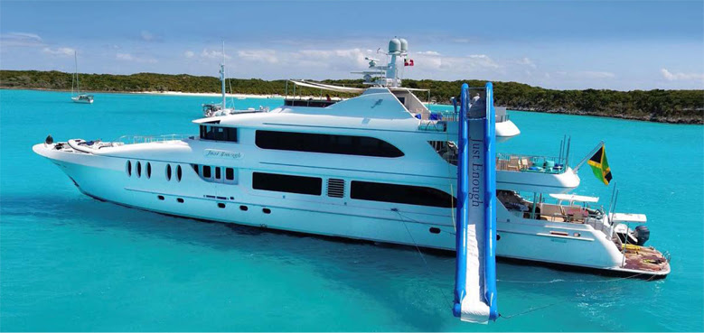 luxury yacht charter for corporate events by PerfectYachtCharter.com