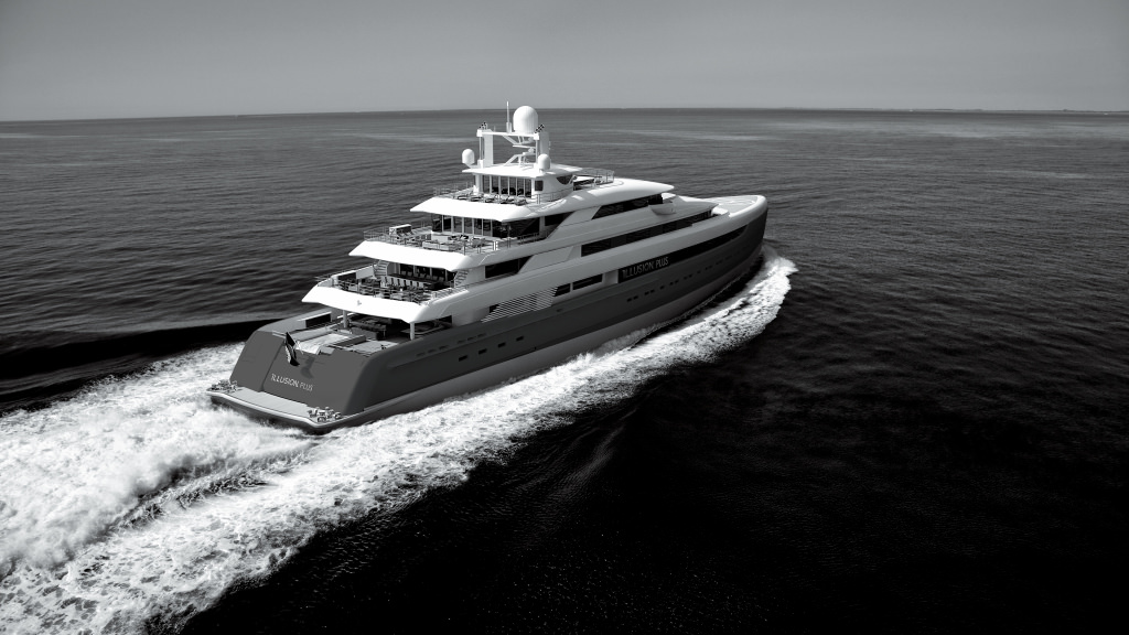 The Illusion Plus and The Rise of the Chinese Luxury Yacht Industry