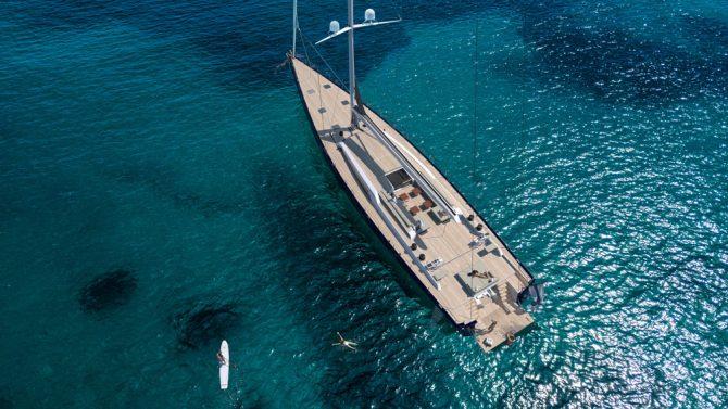Swan 120 Sailing Yacht