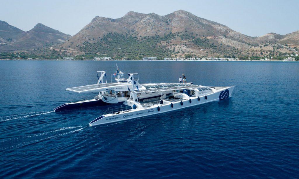 Energy Observer yacht