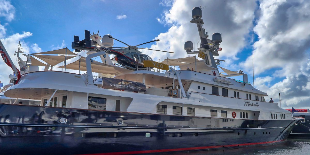 Superyachts Are The Super Splurge For The Super Rich