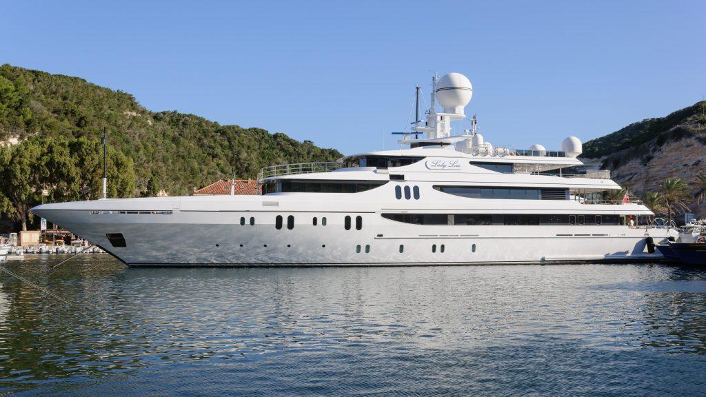 superyacht rentals by PerfectYachtCharter.com