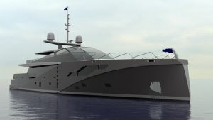 Project Stealth Superyacht