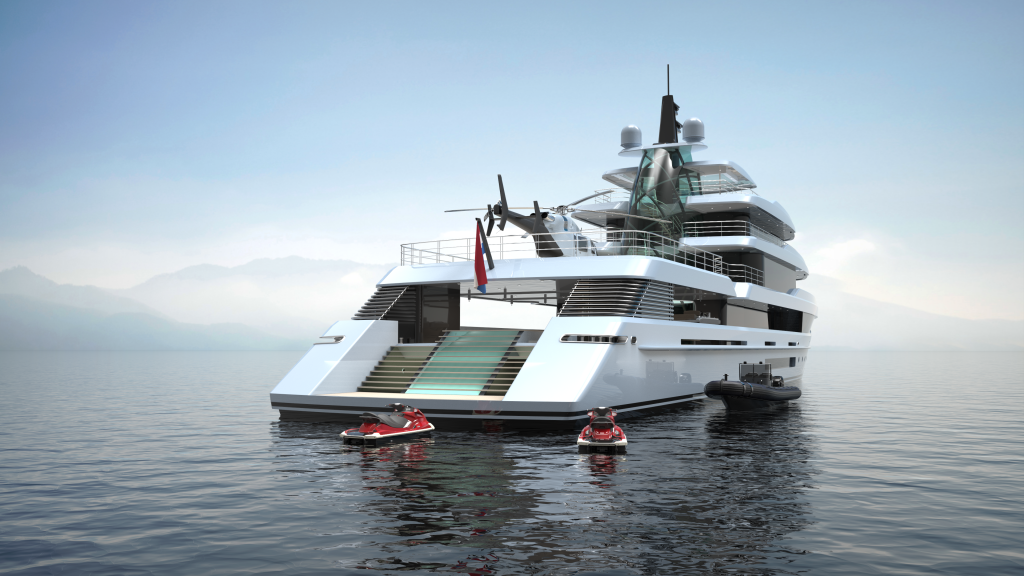 Expedition-Yacht-Project Crystal-Mulder Design