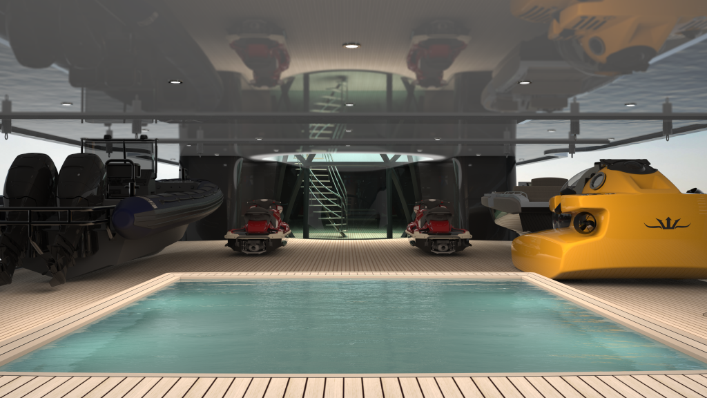 Project Crystal Expedition Yacht-Mulder Design