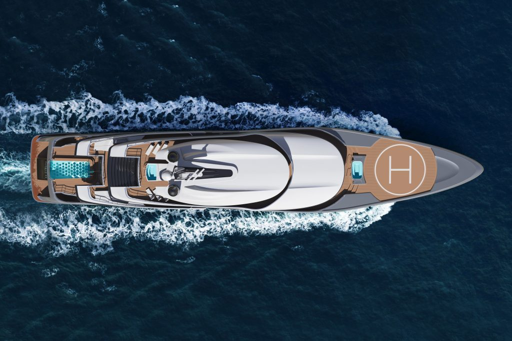 Quantum by Turquoise Yachts