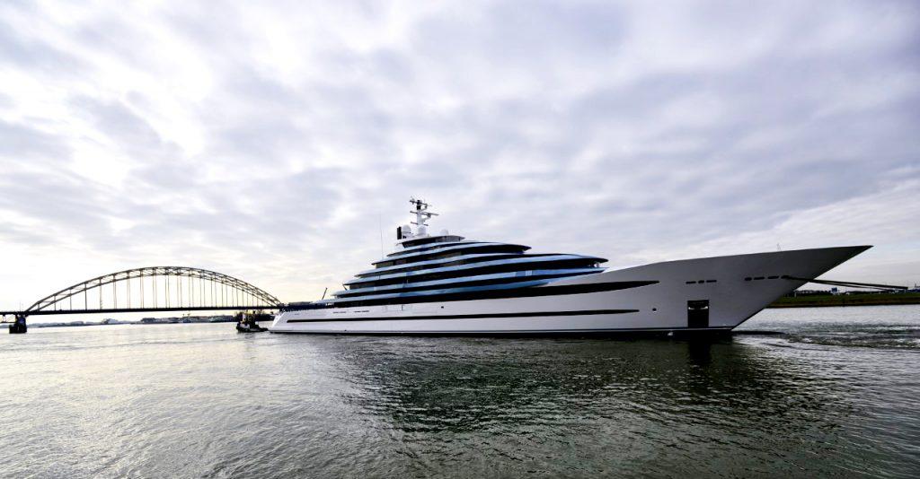 Jubilee by Oceanco Yacht